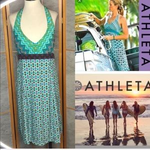 Athleta Midi Dress